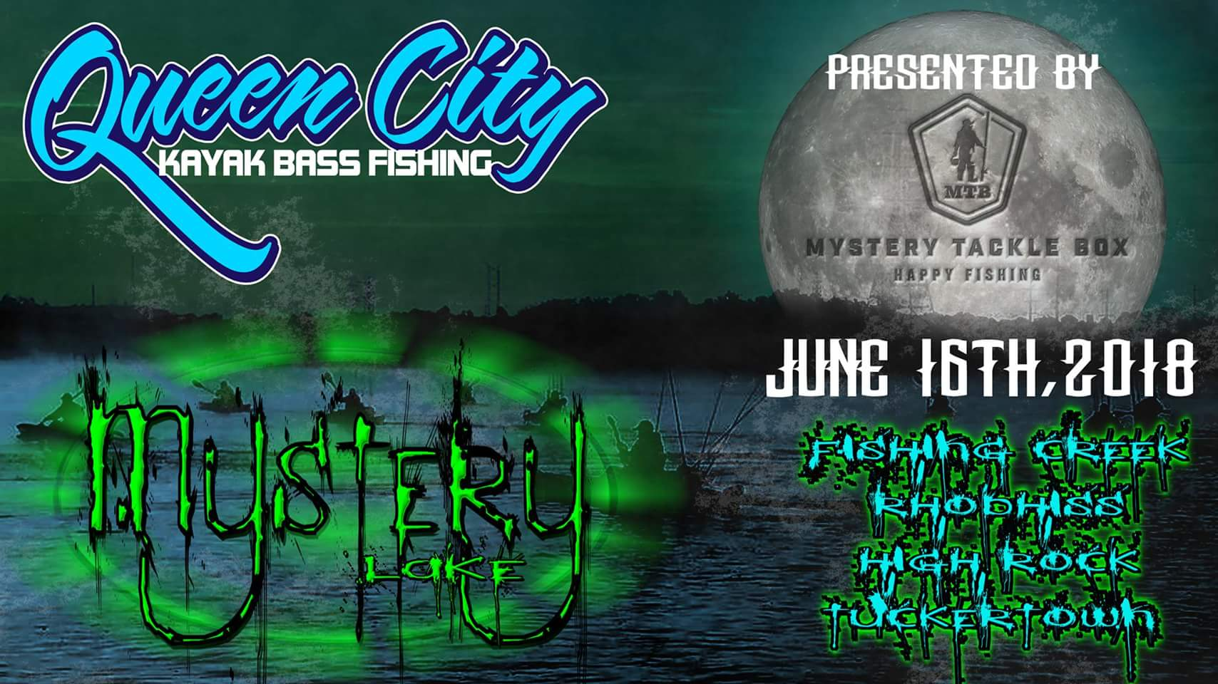 QCKBF Event 5 Presented by Mystery Tackle Box