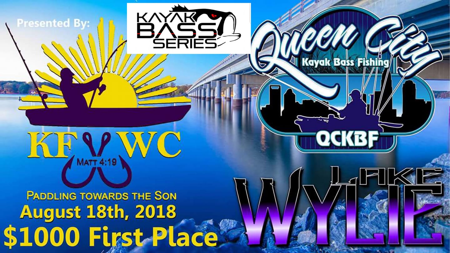 QCKBF Event 7: Presented by Kayak Fishing With Christ